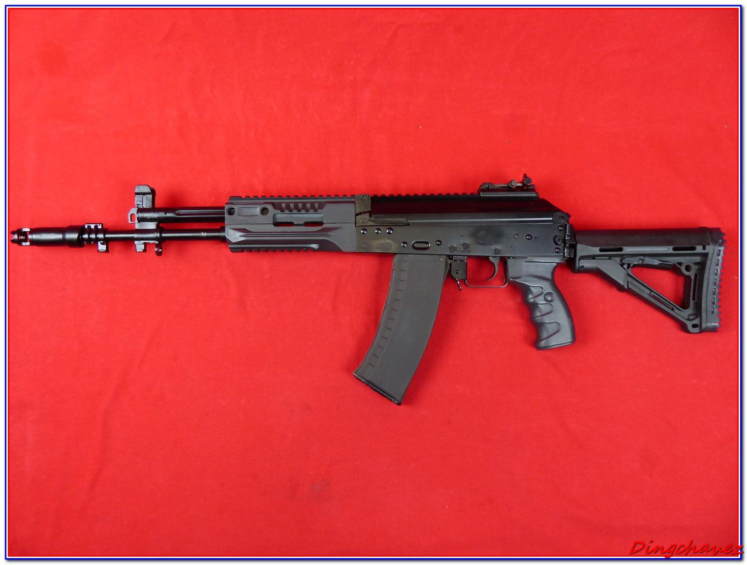 L'antre du Dingo » Review NPO AEG AK-12/400